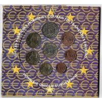 BU France 2002 Sortie de Blister - Monnaie de Paris