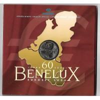 Coffret Bu Benelux 2004 - sortie de blister - Euroset