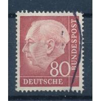 Allemagne Fédérale - Numéro 71 D - Oblitéré
