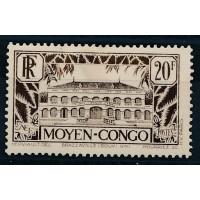 Colonie Française Congo - Numéro 134 - Neuf avec Charnières