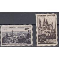 France - Numéro 916 à 917 - Neuf avec Charnières
