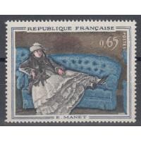 France - Numéro 1364 - Neuf sans Charnière