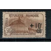 France - Numéro 167 - Neuf sans charnière