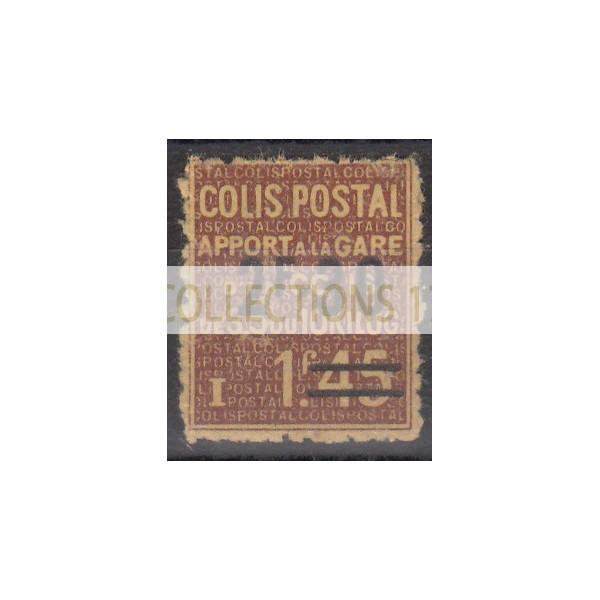 France Colis Postal - Numéro 147 - Neuf avec Charnières