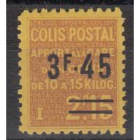 France Colis Postal - Numéro 148 - Neuf avec Charnières