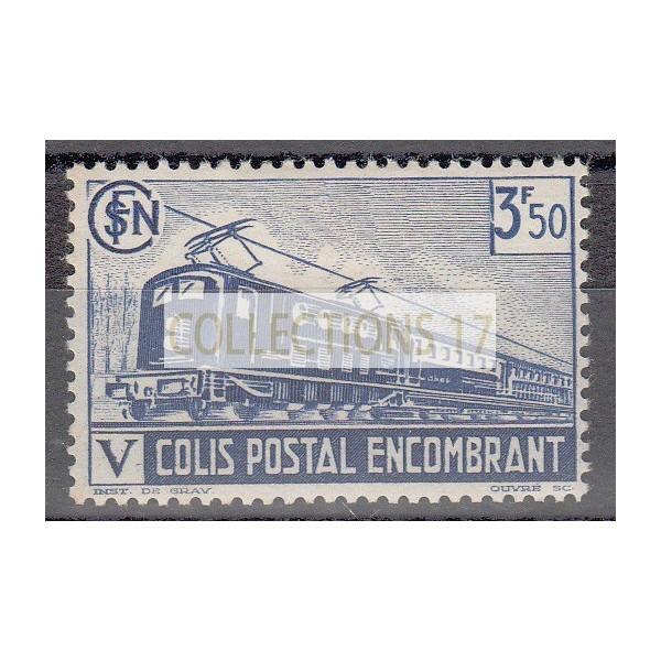 France Colis Postal - Numéro 186 - Neuf avec Charnières