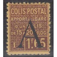 France Colis Postal - Numéro 83 - Neuf avec Charnières
