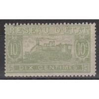 France Colis Postal - Numéro 10 - Neuf avec Charnières
