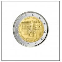 """2 €uros Autriche 2016 """"Banque Nationale"""" (UNC sortie de Rouleau)"""