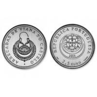 2.50 Euros Portugal Do Castelo 2013 - UNC sortie de Rouleau
