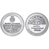 2.50 Euros Portugal SNS 2014 - UNC sortie de Rouleau