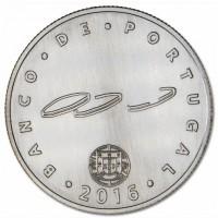 2.50 Euros Portugal Dinéro 2016 - UNC sortie de Rouleau