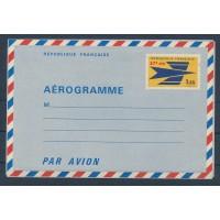 CFA Aerogramme De la Réunion Entiers Postaux numero 2 Neuf