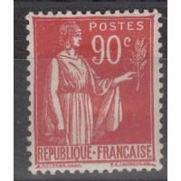 France - Numéro 285 - Neuf avec Charnières