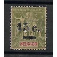 Timbre Reunion Colonie - Numéro 55 - Neuf sans Charnières