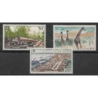 Cameroun Colonies - PA 46 à 48 - Neuf avec Charnières