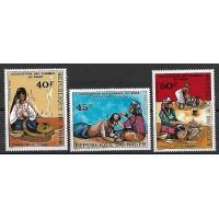 Niger - Numéro 376 à 378 - Neuf sans charnières