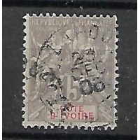 Cote d'ivoire Colonies - Numéro 15 - Oblitéré