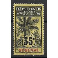Senegal - Numéro 39 - Oblitéré