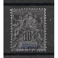 Senegal - Numéro 12 - Oblitéré