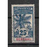 Senegal - Numéro 27 - Oblitéré