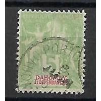 Dahomey Colonies - Numéro 9 - Oblitéré