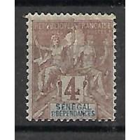 Sénégal Colonies - Numéro 10 - Neuf avec Charnières