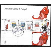 Portugal - BF 145 - Oblitéré