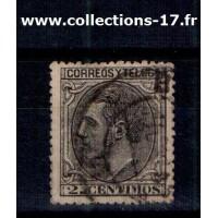Espagne - Numéro 183 - Oblitéré