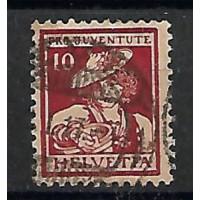 Suisse - Numéro 153 - Oblitéré