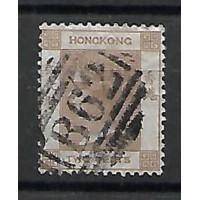 Chine Hong Kong - Numéro 1 - Oblitéré