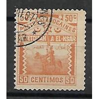 Maroc Tetouan El Kebeir - Numéro 158 - Oblitéré