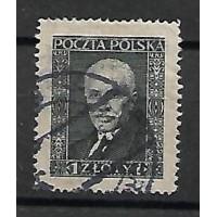 Pologne - Numéro 341 - Oblitéré