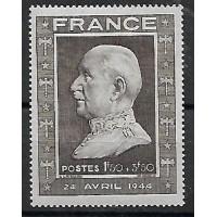 France - Numéro 606 - Neuf sans Charnières