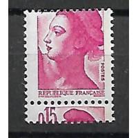 France - Numéro 2180 - Neuf Piquage A Cheval