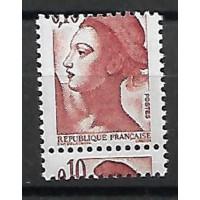 France - Numéro 2179 - Neuf Piquage A Cheval