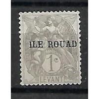 Levant Ile Rouad - Numéro 4 - Neuf sans Charnières