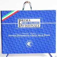 Coffret Italie BU 2002 - Prima Divisionale