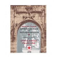 Carnet Croix Rouge 1970 - Neuf **