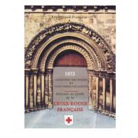 Carnet croix rouge 1973 - Neuf**