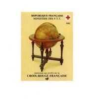 Carnet croix rouge 1982 - Neuf**