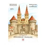 Carnet croix rouge 1971 - Neuf**