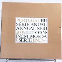 Coffret BU Portugal 2006 Série annuelle