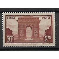 France - Numéro 258 - Neuf sans charnières