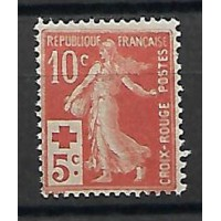 France - Numéro 147 - Neuf sans charnières