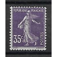 France - Numéro 142 - Neuf sans charnières