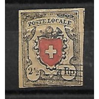 Suisse - Numéro 16 - Oblitéré