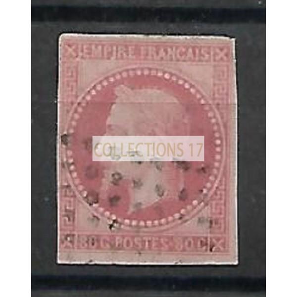 Colonies Française - Numéro 10 - Oblitéré
