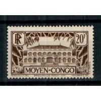 Congo - Numéro 134 - Neuf sans charnière
