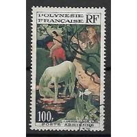Polynésie - PA 3 - Oblitéré
